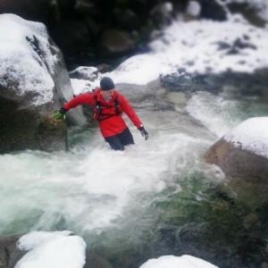 Creek Crossing Last Fall