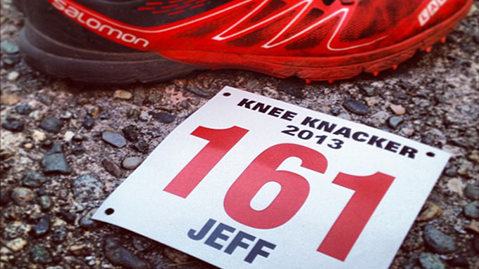 Kneeknacker Race Report