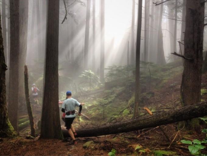 Diez Vistas Trail