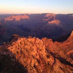 Grand Canyon R2R2R