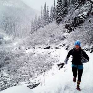 Joffre Lakes Ultra Running