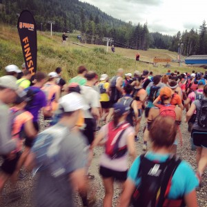 Trailstoke 60k & Relay start