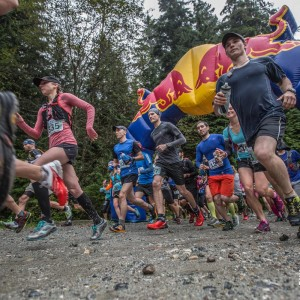 Coast Mountain Trail Series Run Ridge Run 25k