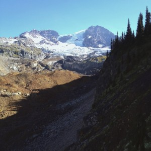 Near Emerald Creek Ridge.