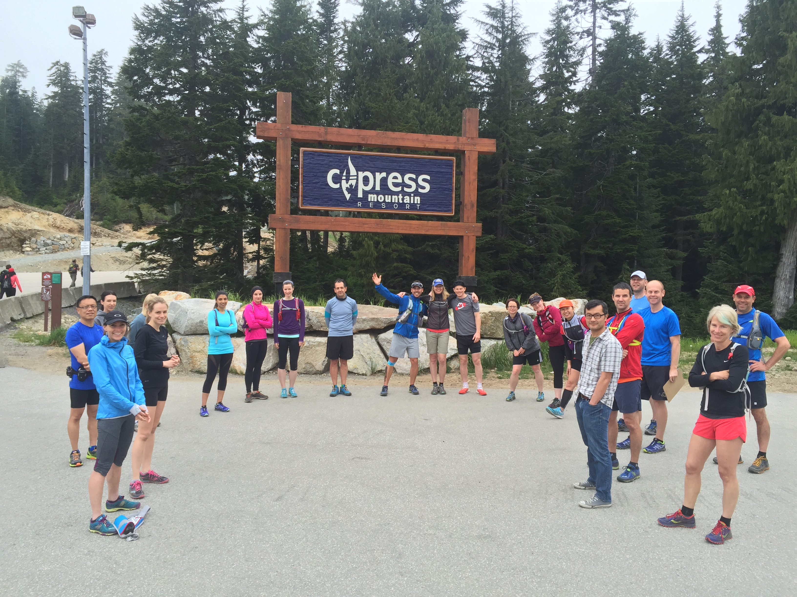 North Shore Athletics Trail Running Clinic