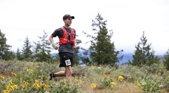 Racing the Sun Mountain 100k