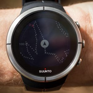Breadcrumbs on the Suunto Spartan Ultra