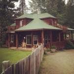 Cabin just outside of Winthrop