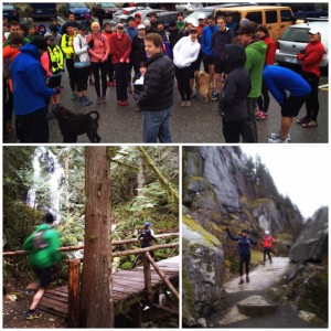 Squamish 50 Orientation Run
