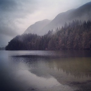 Early Morning at Buntzen Lake