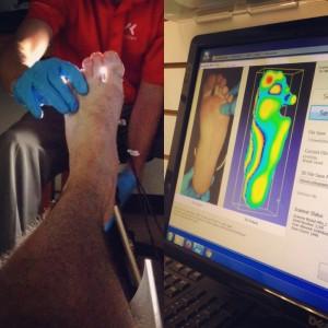 3d Plantar Foot Scan