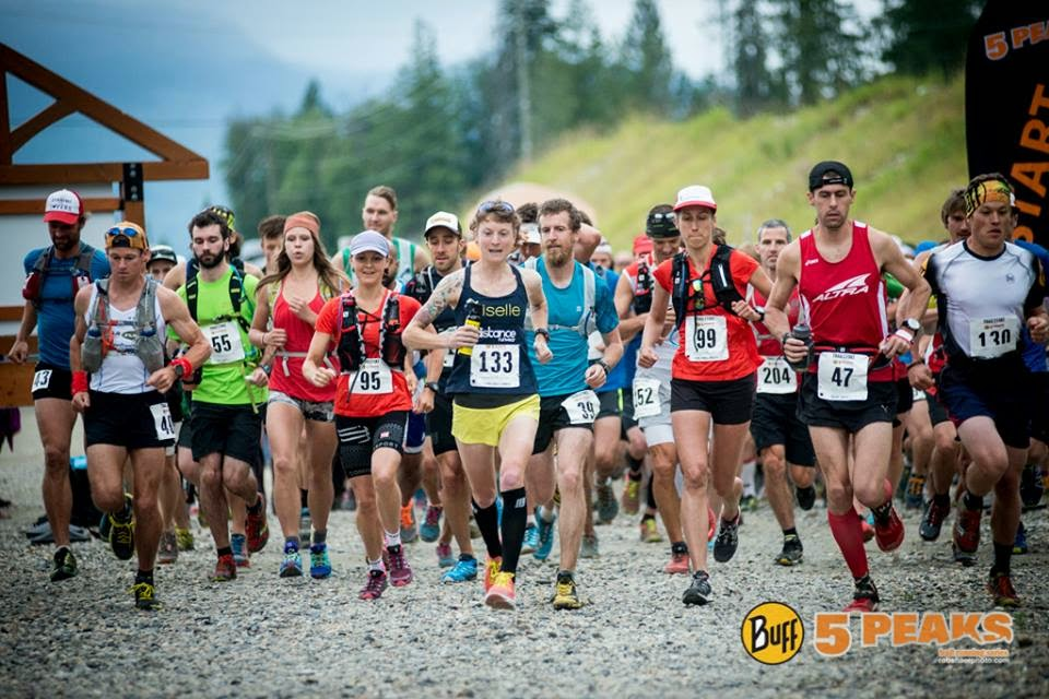 Trailstoke Ultra & Relay Start