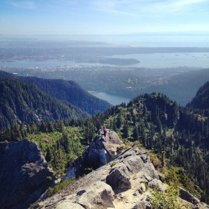 View from Crown Mtn.
