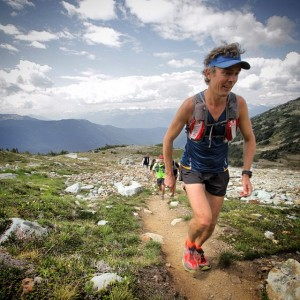 Running with Scott Jurek