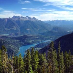 View from Cinnabar Trail