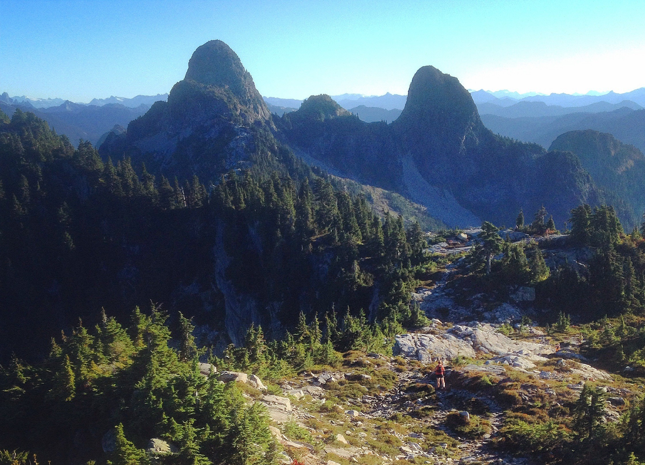 Howe Sound Crest Trail