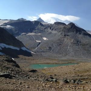 Glacial moraines