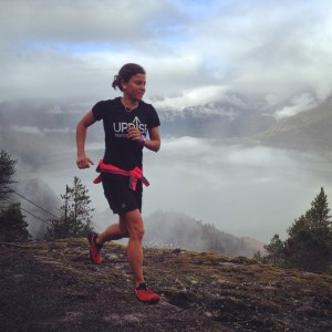 Skyrunning Champ Stevie Kremer
