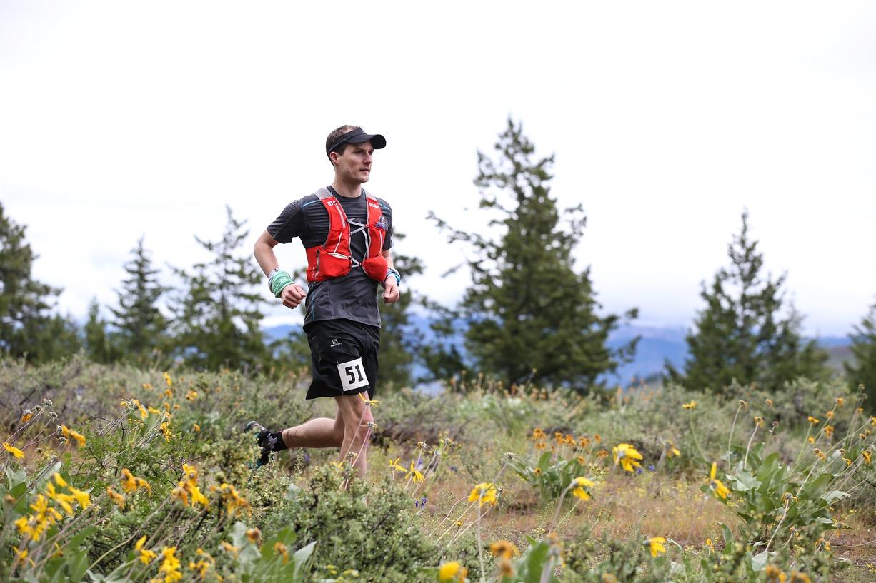 Racing the Sun Mountain 100k