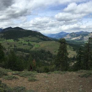 View from Sun Mountain