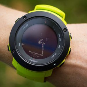 Track Back feature on the Suunto Ambit 3 Vertical
