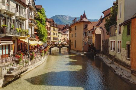 Annecy, Venice of the Alps