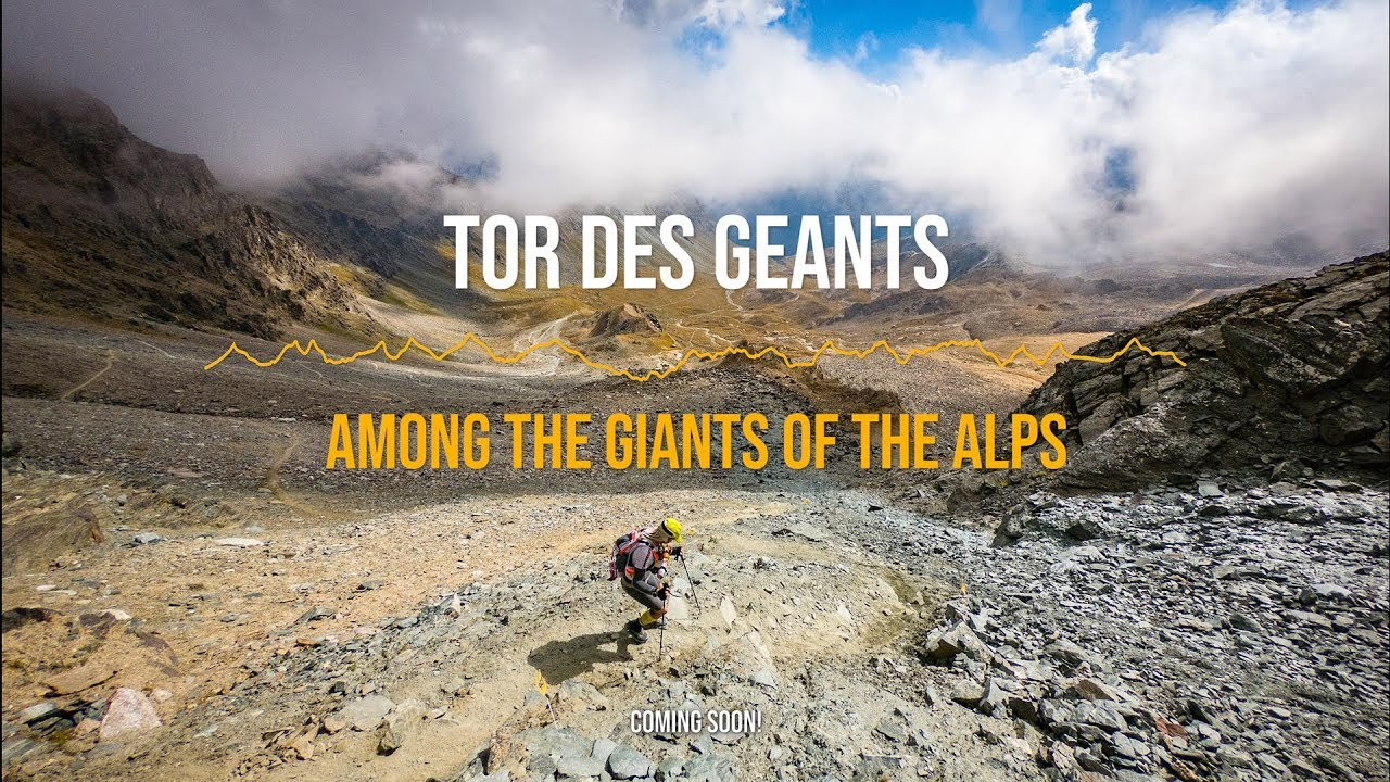 Premiere Screening of Tor Des Geants Film