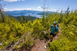 Fastpacking the Sunshine Coast Trail: 115 km in 3 Days [VIDEO]