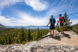 Fastpacking the 165-mile Tahoe Rim Trail in 5 days