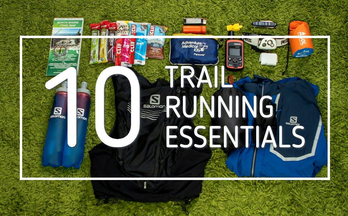 10 Essentials for Trail Running