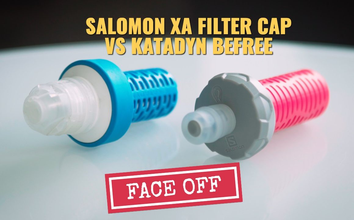 Salomon XA Filter Cap Review