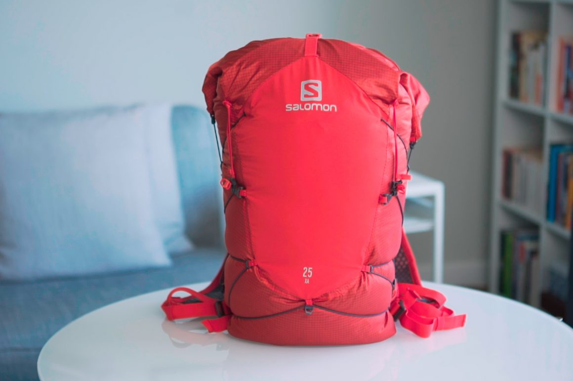 Salomon XA 25 Set Review