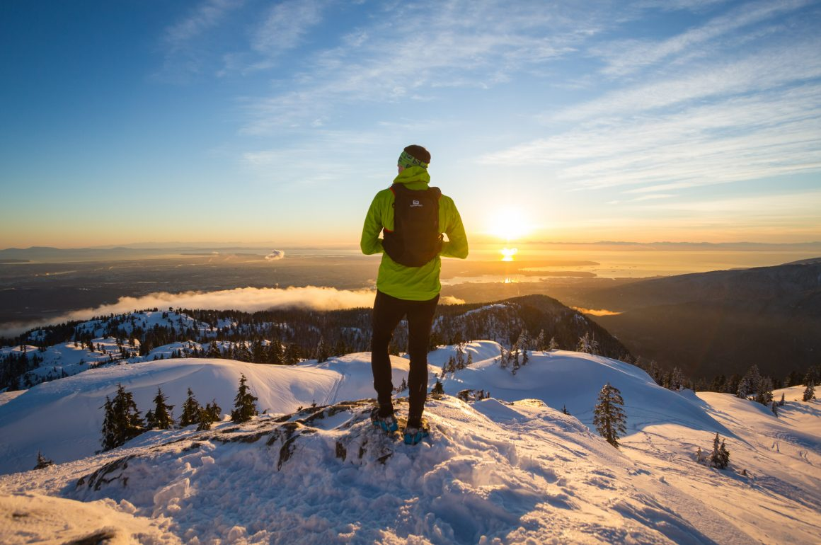 Winter Trail Running Gear